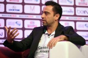 Xavi Hernandez, Al Sadd