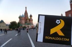 Ronaldo.com in Moscow: CSKA Moscow vs Real Madrid. Photo by Manuel R. Medina / Ronaldo.com