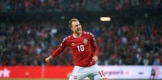 Denmark vs Wales - UEFA Nations League