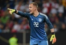 Germany v Peru, ter Stegen