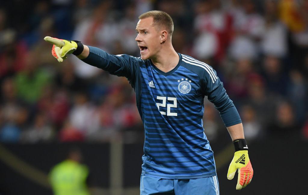 Germany v Peru, ter Stegen