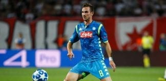 Red Star Belgrade v SSC Napoli - UEFA Champions League Group C