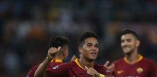 AS Roma v Viktoria Plzen - UEFA Champions League Group G