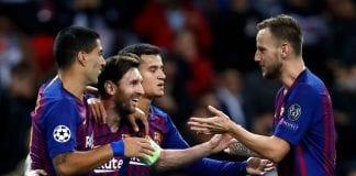Review: Tottenham – Barcelona