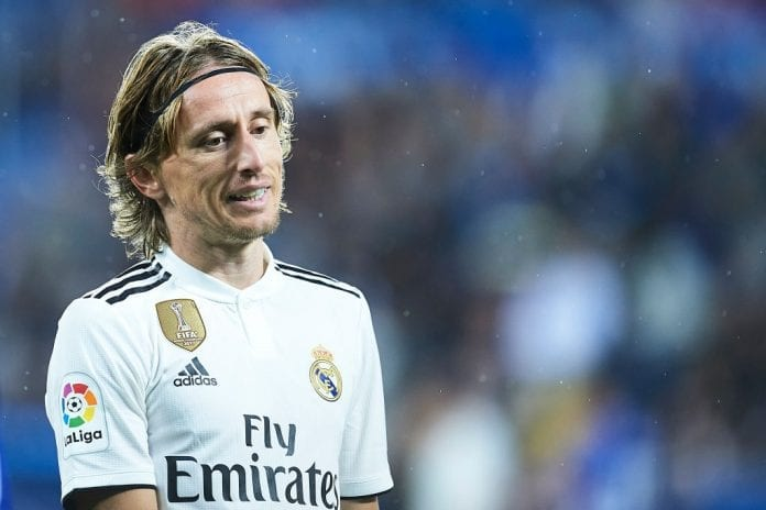 41add161b9c Luka Modric launches a scathing attack on Simeone - Ronaldo.com