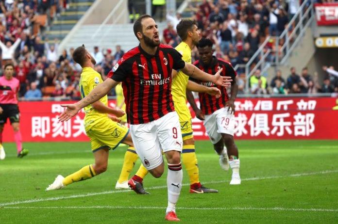 AC Milan v Chievo Verona - Serie A