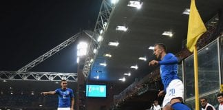 GENOA, ITALY - OCTOBER 10: Federico Bernardeschi of Italy in action during the International Friendly match between Italy and Ukraine on October 10, 2018 in Genoa, Italy. (Photo by Claudio Villa/Getty Images)