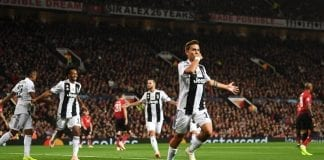 Review: Manchester United – Juventus
