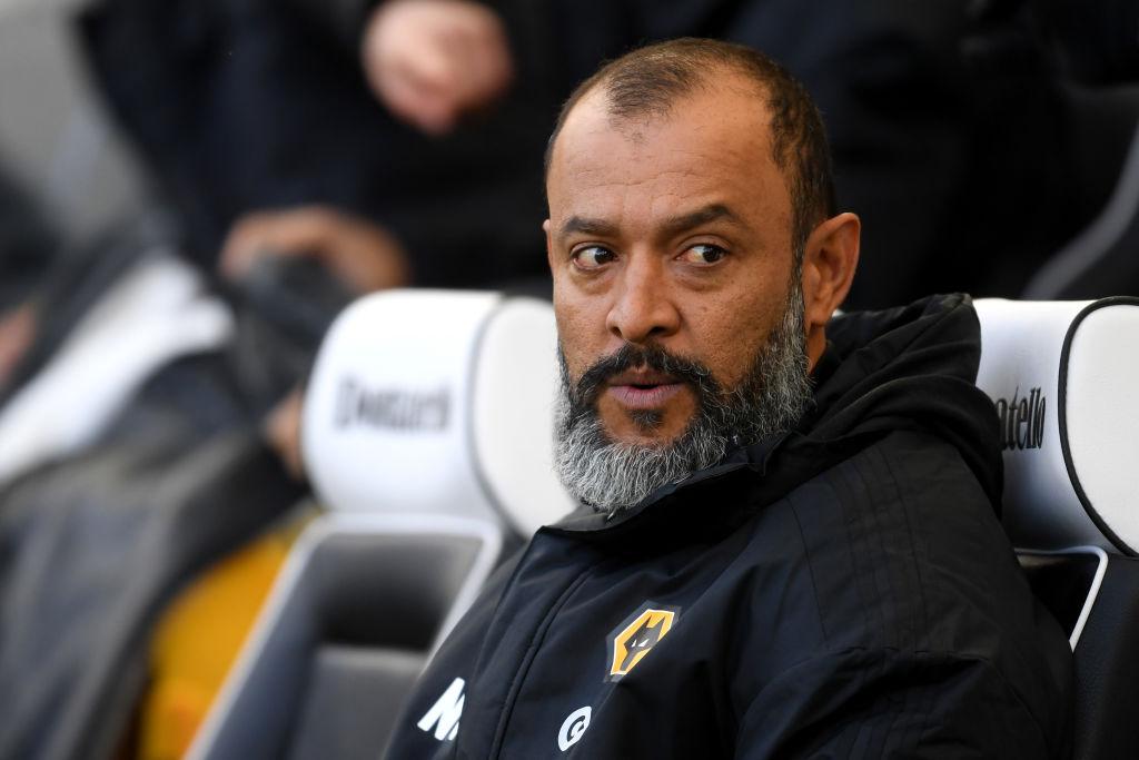 Wolverhampton Wanderers Nuno