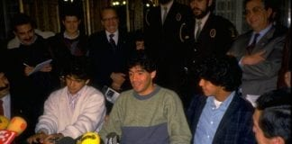 Diego Armando Maradona celebrates his 58th birthday today. In honor of his greatness, we take a trip down memory lane and relive his only Argentinian league title.