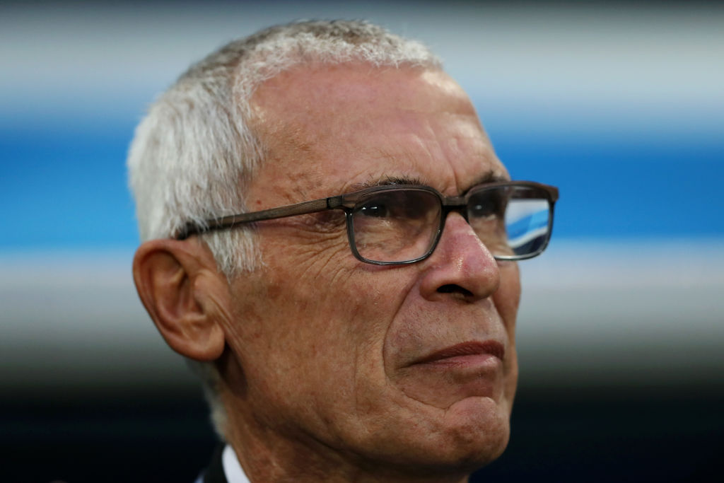 Where is Hector Cuper?
