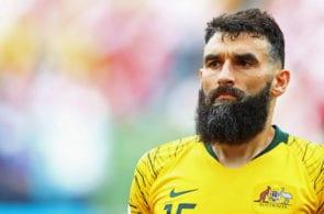 Australia v Peru: Group C - 2018 FIFA World Cup Russia