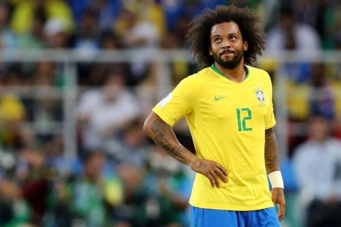 d31def5ef Brazilian FA confirm Marcelo out for international break - Ronaldo.com