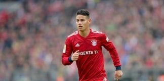 Should Spurs look at Rodriguez to replace Eriksen?