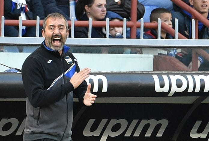Marco Giampaolo compliments players for outstanding performance