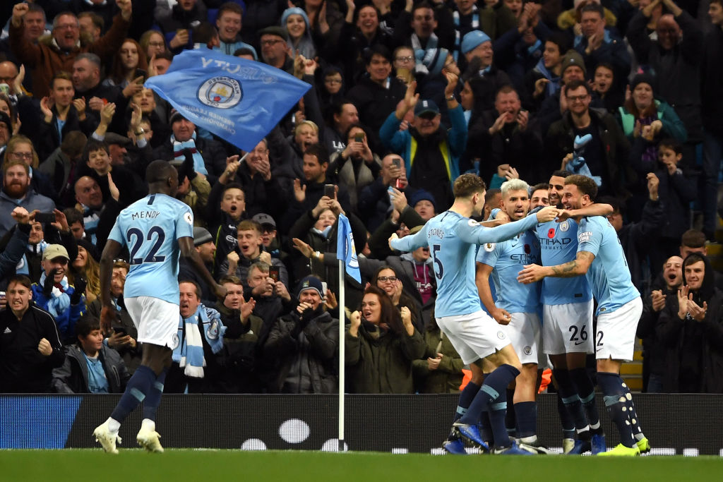 Review: Manchester City – Manchester United