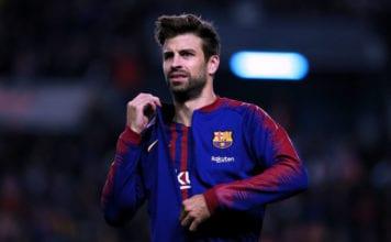 Rayo Vallecano de Madrid v FC Barcelona - La Liga image