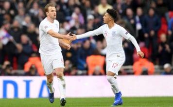 England v Croatia - UEFA Nations League A image