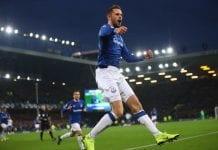 Everton FC v Cardiff City - Premier League Sigurdsson