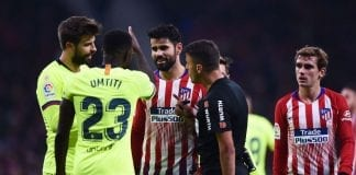 Review: Atletico Madrid – Barcelona