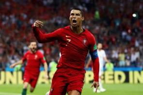 Ronaldo international records