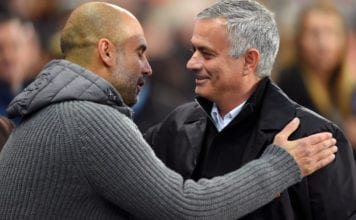 Manchester City v Manchester United - Premier League image