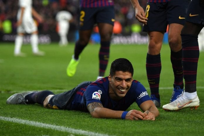 Suarez understands why Barcelona looks for his substitute