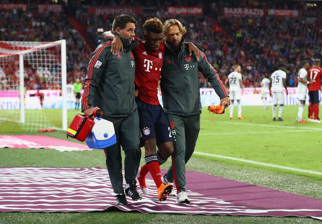 Kingsley Coman, Bayern Munich
