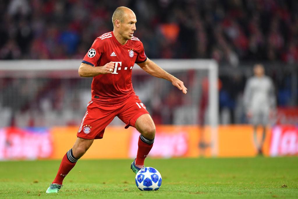 Why Arjen Robben should decline Netherlands recall and ...  |Arjen Robben