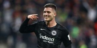 Eintracht Frankfurt v FC Schalke 04 - Bundesliga Jovic