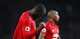Romelo Lukaku, Manchester United