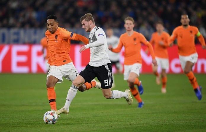 Image result for Germany vs Netherlands UEFA European Championship Qualifying 2019 Live