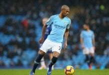 Manchester City v Everton FC - Premier League Fernandinho