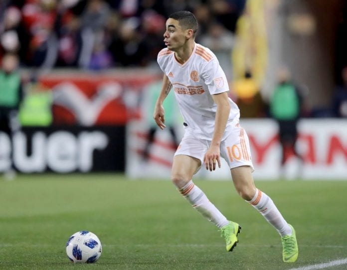 official photos d6225 e87ed Miguel Almiron transfer to Newcastle United is a risk worth ...
