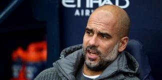 Pep Gauardiola, Manchester City
