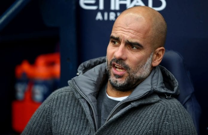 Guardiola Promises To Watch Liverpool United Clash Ronaldocom