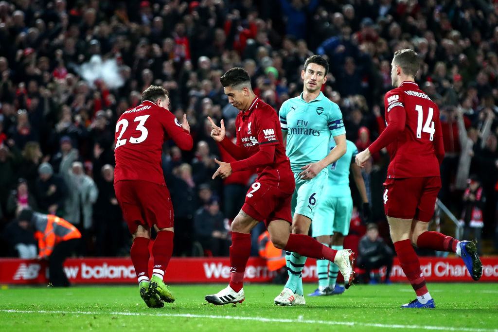 Review: Liverpool – Arsenal