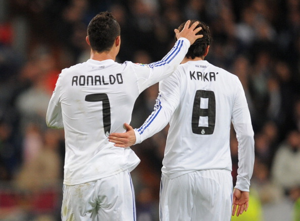 e92aa4eae Kaka  Ronaldo was always good to me at Real Madrid - Ronaldo.com