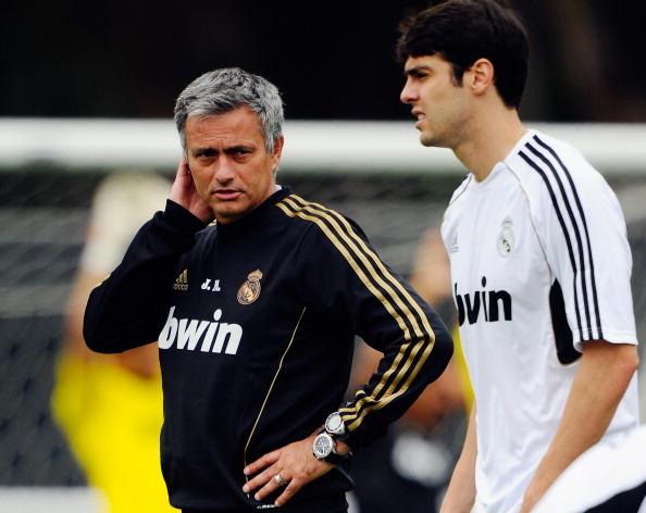 Kaka, Jose Mourinho