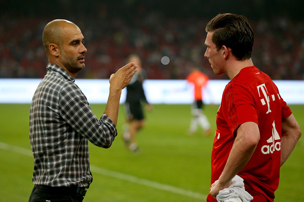"""Pierre-Emile Hojbjerg: """"Guardiola's the most demanding person I've ..."""