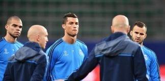 Zidane, Ronaldo