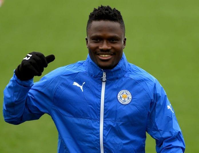 Leicester City defender Daniel Amartey set for March return