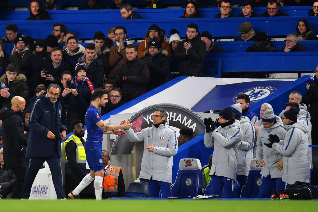 94f0c77ba4847 Hazard explains Fabregas' romance with English football - Ronaldo.com