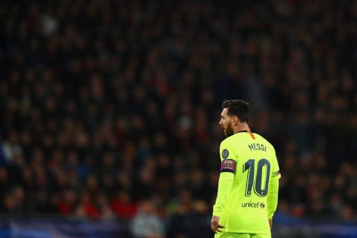 new arrivals 560b5 8fb03 Frenkie de Jong would've loved Lionel Messi's number '10 ...