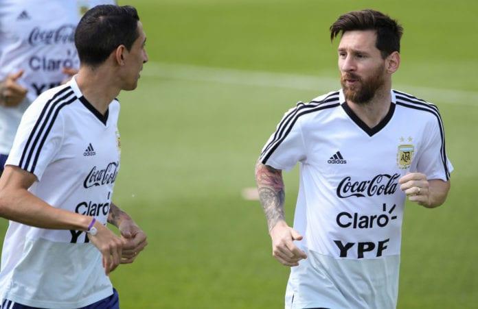 45fa7c29386 Confirmed  Messi and Di Maria will return to Argentina - Ronaldo.com