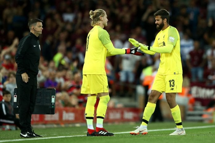 80808570990 Liverpool goalkeeper Alisson Becker revealed how it saddened him seeing  what happened to Lloris Karius at the Champions League final