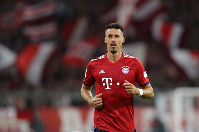 Official Sandro Wagner Leaves Bayern Munich For China Ronaldo Com