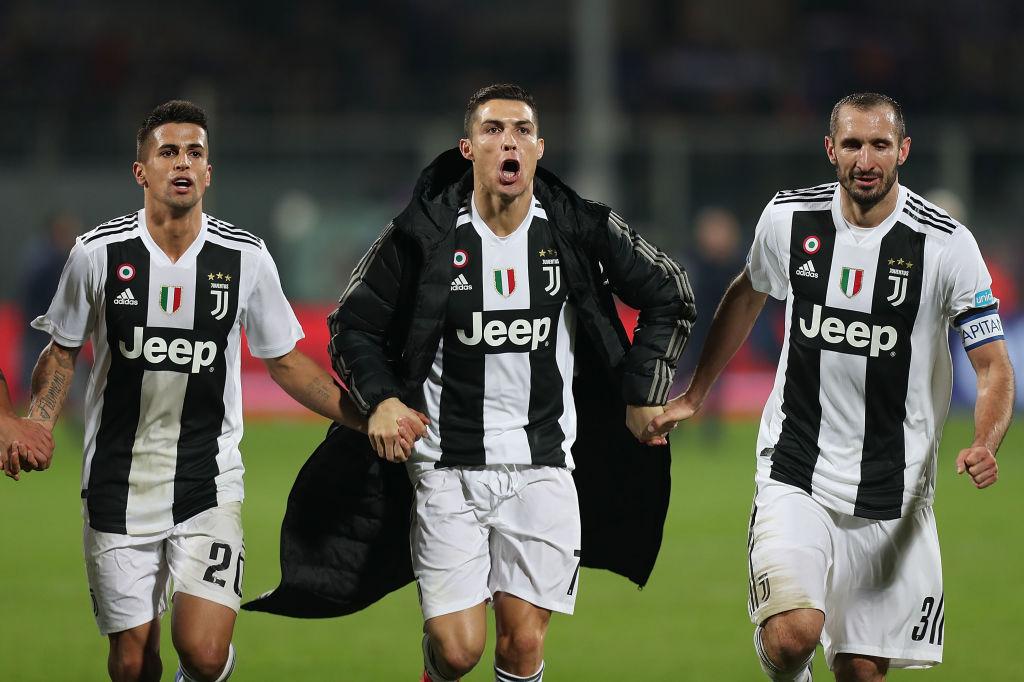 de790c042 Chiellini  Ronaldo has made Juventus Champions League contenders - Ronaldo .com