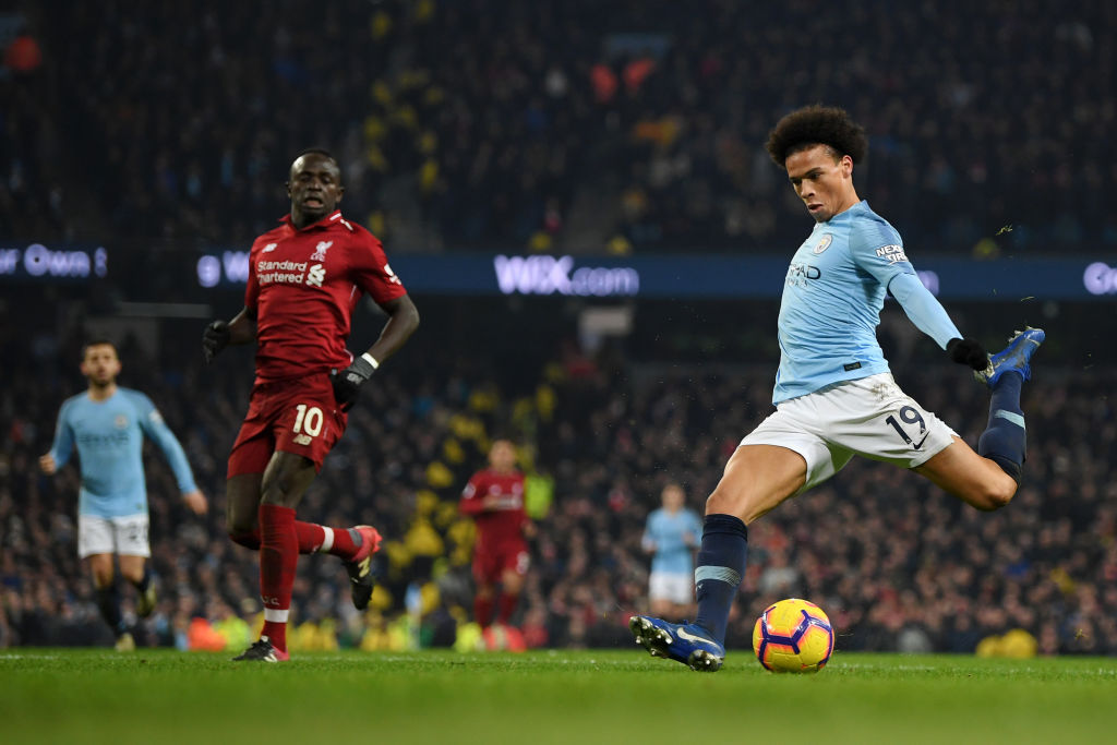 Review: Manchester City – Liverpool