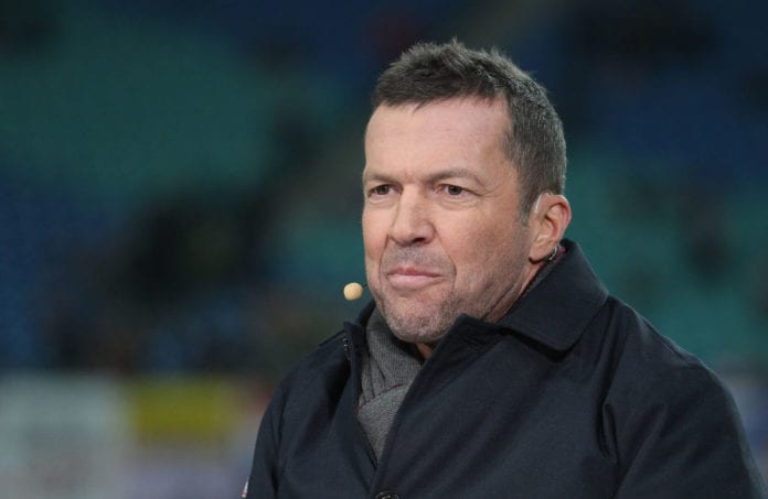 Lothar Matthaus predicts the outcome of the Bundesliga